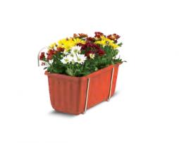 Kvetináče, truhlíky